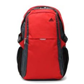 アディダス リュックサック adidas スクールバッグ リュック バックパック 通学 バッグ スクール 旅行 部活 30L 大容量 メンズ レディース 中学生 高校生 47840 スカーレット(10)