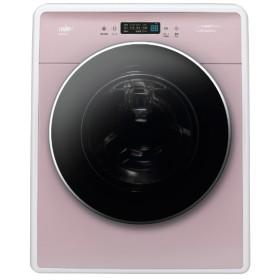 DW-D30A-P 全自動洗濯機 ピンク [洗濯3.0kg /乾燥機能無 /左開き]