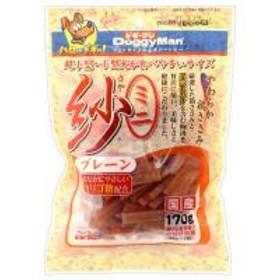 ドギーマン ミニ紗 プレーン 170g 犬 おやつ
