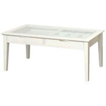 市場 ine(アイネ) reno コレクションテーブル 幅900×奥行450×高さ400mm ホワイト 1台 (直送品)