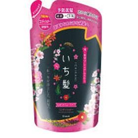 いち髪 なめらかスムースケア コンディショナー みずみずしく可憐な山桜の香り 詰め替え用 340g クラシエホームプロダクツ
