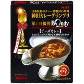 エスビー食品 神田カレーグランプリ 欧風カレーボンディ チーズカレー お店の中辛 1個