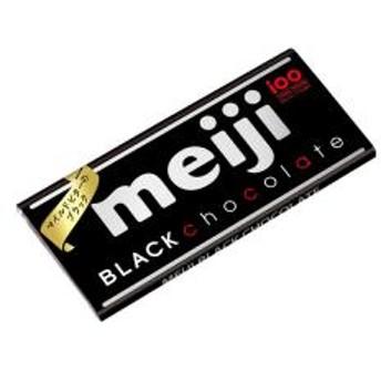 明治 ブラックチョコレート (50g)
