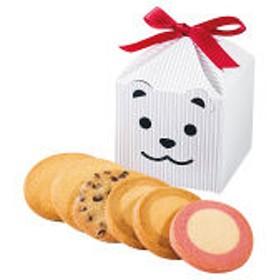 ステラおばさんのクッキー カントリーベアテントボックス(白) 1個 アントステラ