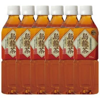 神戸茶房烏龍茶 500ml 1セット(6本)