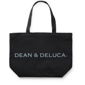 DEAN&DELUCA(ディーンアンドデルーカ) トートバッグ ブラック Lサイズ 1個