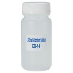 カスタム 導電率計用1.413ms校正標準液 CD-14 (直送品)