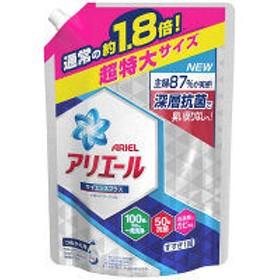 アリエール イオンパワージェル 詰め替え 超特大 1.26kg 洗濯洗剤 液体 P&G