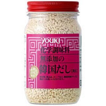 【ワゴンセール】【クリアランスSALE】 ユウキ食品 化学調味料無添加の韓国だし 110g 1本 韓国調味料