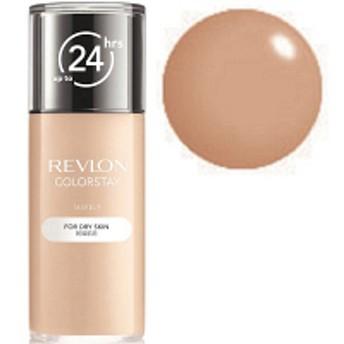 REVLON(レブロン) カラーステイ メイクアップドライ 200 Nude(ヌード) (明るめのオークル) 30mL