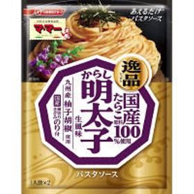 日清フーズ マ・マー あえるだけパスタソース 逸品 からし明太子生風味(1人前×2) 50g 1個