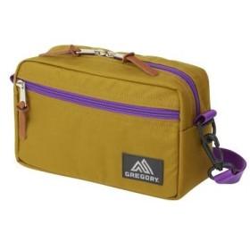 グレゴリー GREGORY Padded Shoulder Pouch Bronze Purple Mサイズ パデッドショルダーポーチ