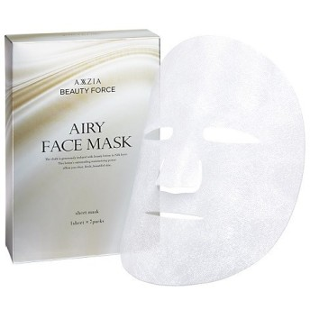 AXXZIA(アクシージア)/BEAUTY FORCE AIRY FACE MASK(本体) フェイス用シートパック・マスク