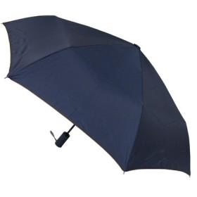 東急ハンズ hands+ 16 自動開閉 折りたたみ傘 50cm ネイビー