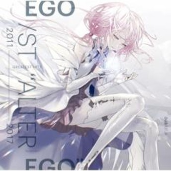 "EGOIST / GREATEST HITS 2011-2017 ""ALTER EGO""【通常盤】【CD】"