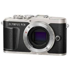 オリンパス ミラーレス一眼カメラ ボディ(レンズ別売) E-PL9(ブラック)