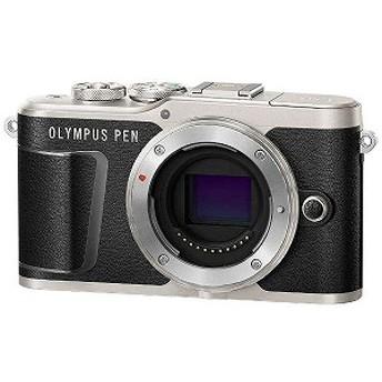 オリンパス OLYMPUS ミラーレス一眼カメラ ボディ(レンズ別売) E-PL9(ブラック)