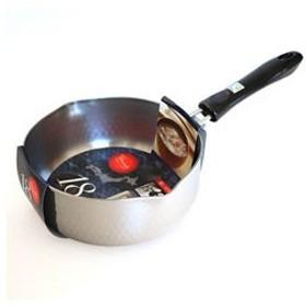 パール金属 NEWブランチ ステンレス製行平鍋(18cm) HB-630