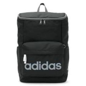【セール】アディダス リュックサック adidas スクールバッグ リュック デイパック 通学 バッグ バックパック スクール スポーツ スクエア型 20L レディース メンズ 中学生 高校生 47894 ブラッ