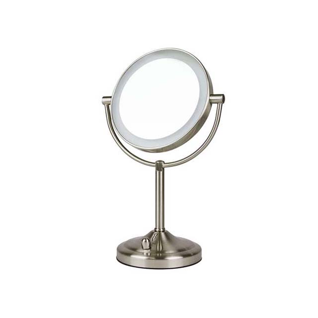 水美人 7吋LED兩面型化粧鏡 MJ-T063