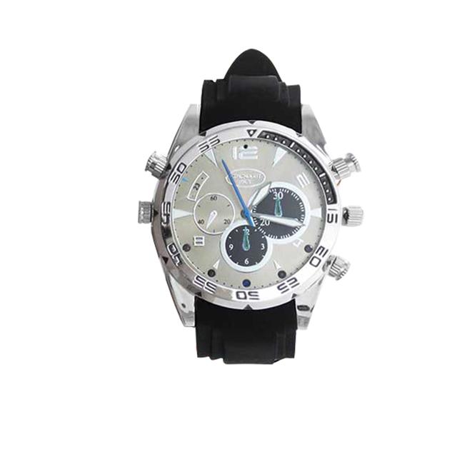 全視線 KT288 1080P影音雙錄腕錶造型攝影機