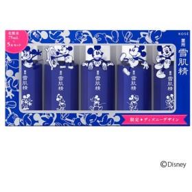 【限定発売5本セット】薬用 雪肌精 セット M5 (75mL×5本入)[医薬部外品]★薬用 雪肌精(75mL)5本セットが、 ミッキー限定デザインボトルにて登場。★