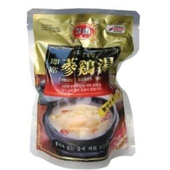 ハリン冷凍参鶏湯(800g)【冷凍】