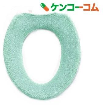 エブリー O型便座カバー グリーン ( 1枚入 )