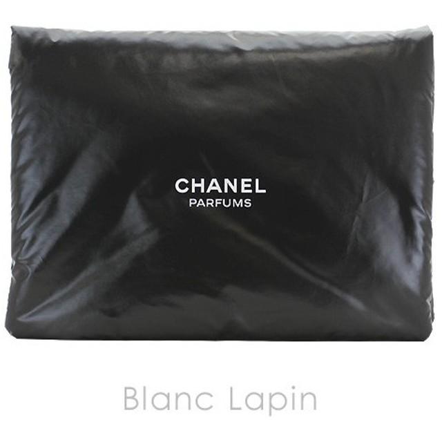 【ノベルティ】 シャネル CHANEL コスメポーチ #ブラック [005782]
