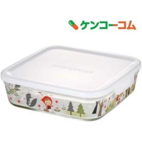 iwaki パック & レンジ (シンジカトウ /precious red hood) 1.2L B3248-SNA ( 1コ入 )