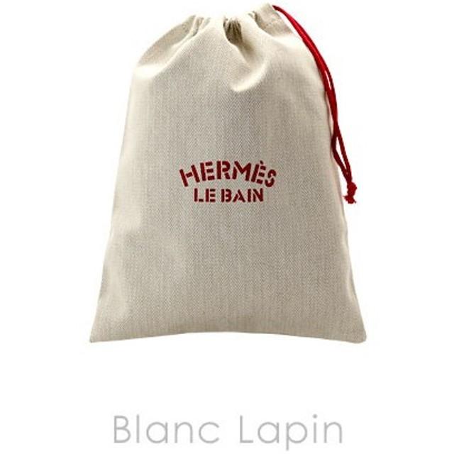 【ノベルティ】 エルメス HERMES 巾着 #レッド [045009]