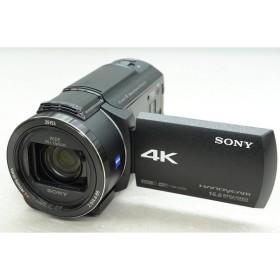 [中古] SONY デジタル4Kビデオカメラレコーダー ハンディカム FDR-AX40(B) ブラック