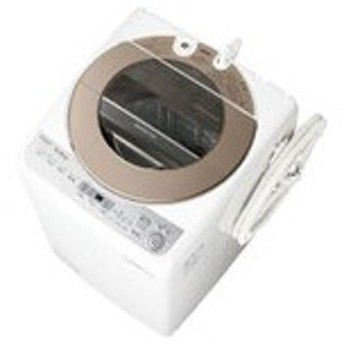 ES-GV9B-N シャープ 穴なし槽 9キロ 洗濯機【大阪近郊標準設置無料】