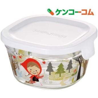 iwaki パック & レンジ (シンジカトウ /precious red hood) 200ml B3200-SNA ( 1コ入 )