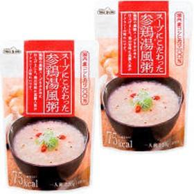丸善食品 テーブルL スープにこだわった参鶏湯風粥 220g 575617 1セット(2袋)