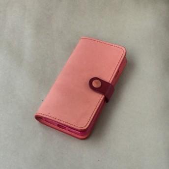 サクラ色のiPhone7ケース