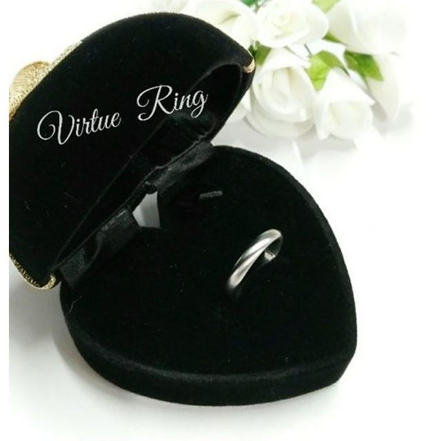 ★新作販売開始★スクリュー加工マットリング 指輪(単品価格)刻印 誕生石 対応♪