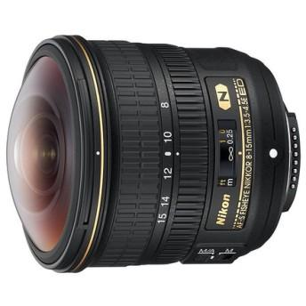 【新品/取寄品】Nikon AF-S Fisheye NIKKOR 8-15mm f/3.5-4.5E ED
