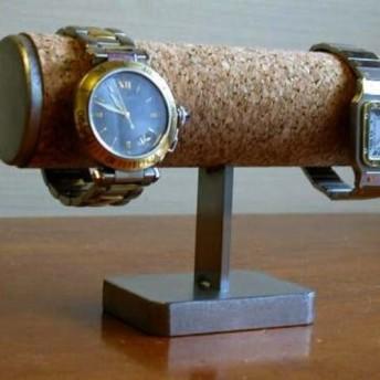 腕時計2本掛け腕時計スタンド