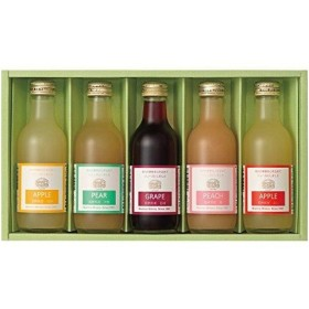長野県産 果汁100%ジュース詰合せ   HM-5