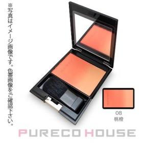 SUQQU (スック) ピュア カラー ブラッシュ 7.5g #08 桃橙【メール便可】