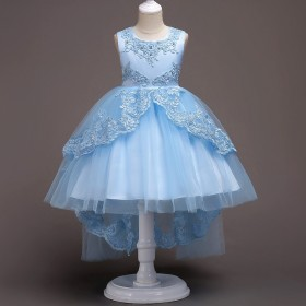c1b3d24e6e34a ピアノ発表会 子供ドレス キッズフォーマルドレス女の子用 ワンピース結婚式ドレス入学式