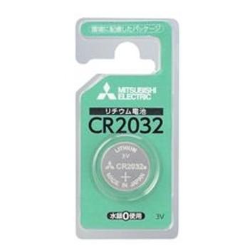 三菱リチウムコイン電池 1本入りCR2032D/1BP