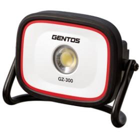 ジェントスLED投光器GZ-300