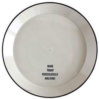 スパイスTODAY`S MAKE PLATE 26cm GRAYSTANDARD LIFE-MAKE TODAYブラック/グレーJYA689GY