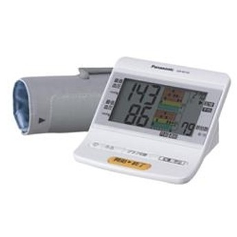パナソニック上腕式血圧計ホワイトEW-BU56-W