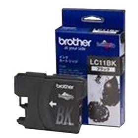 ブラザーインクカートリッジブラックLC11BK
