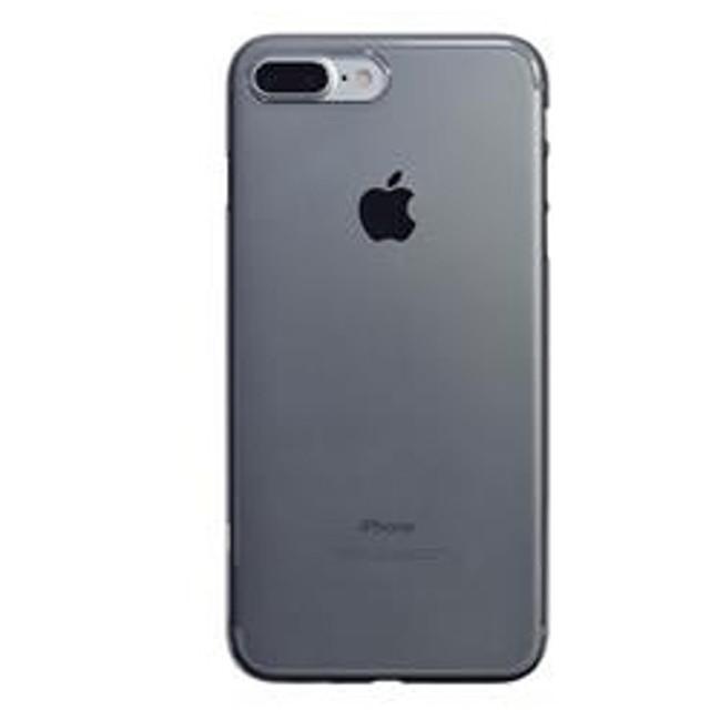 bf303f3474 パワーサポートiPhone 7 Plus用エアージャケットセットクリアブラックPBK ...