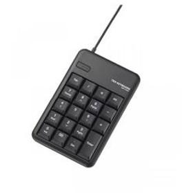 エレコム2ポートUSB2.0HUB付USBテンキーボードブラックTK-TCM012BK