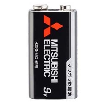 三菱9V形マンガン乾電池 1本入6F22UD/1S